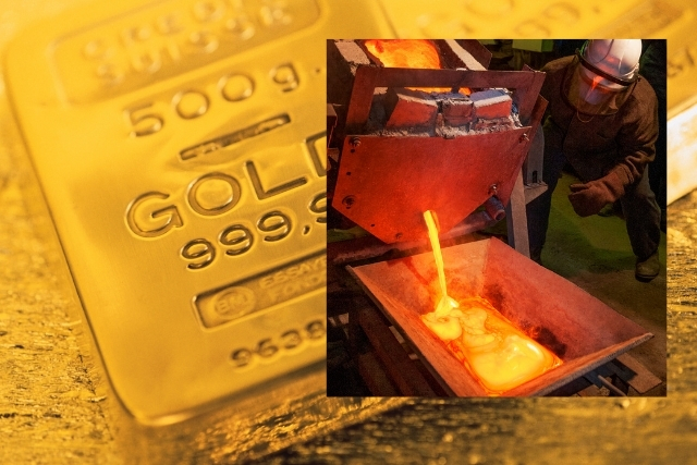 how to buy gold and silver refiners