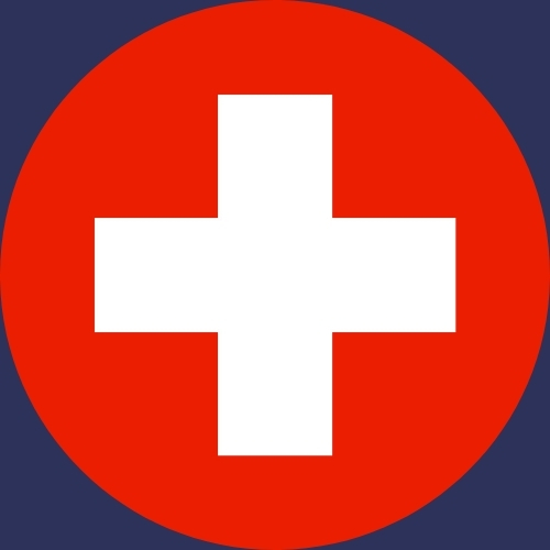 the best way to store gold - Switzerland flag