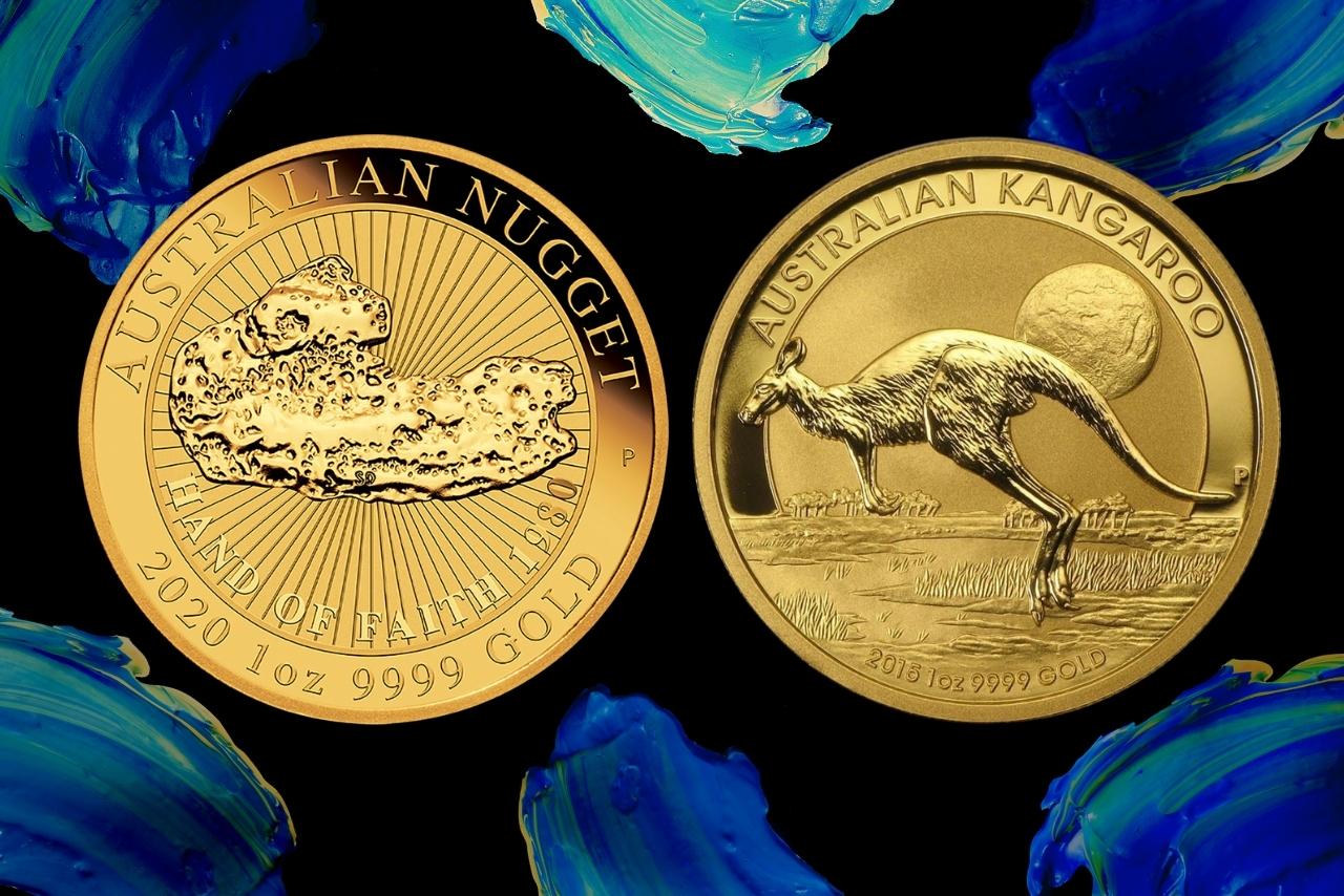 australian gold nuggets- nuggets vs gold kangaroos