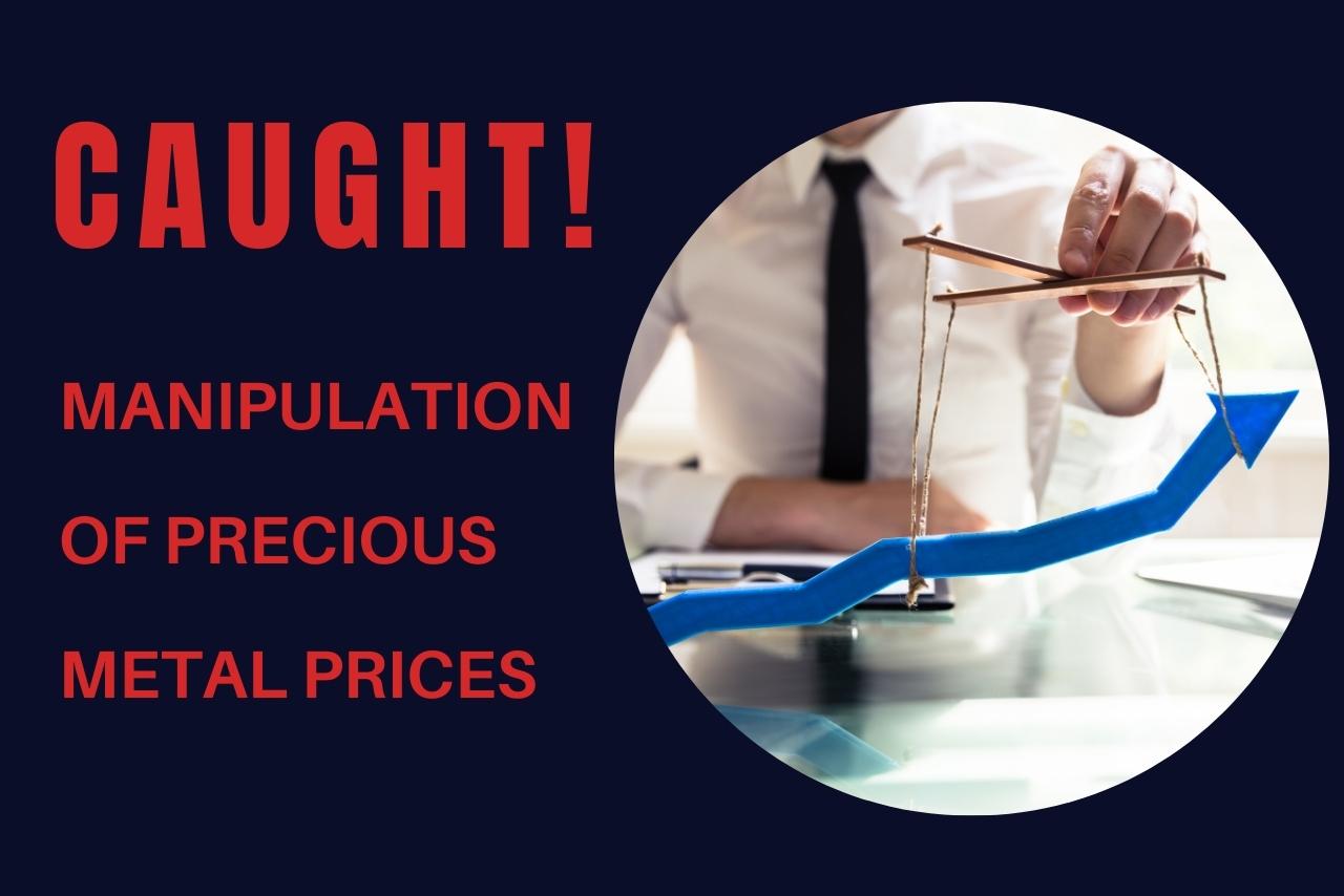 JP Morgan's manipulation of markets
