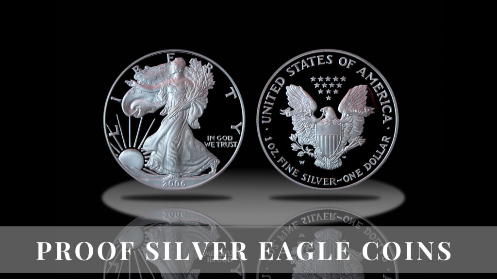 silver eagle coins review by numismatic traders proof silver eagles
