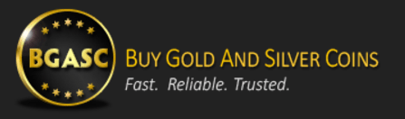 buy gold and silver coins logo