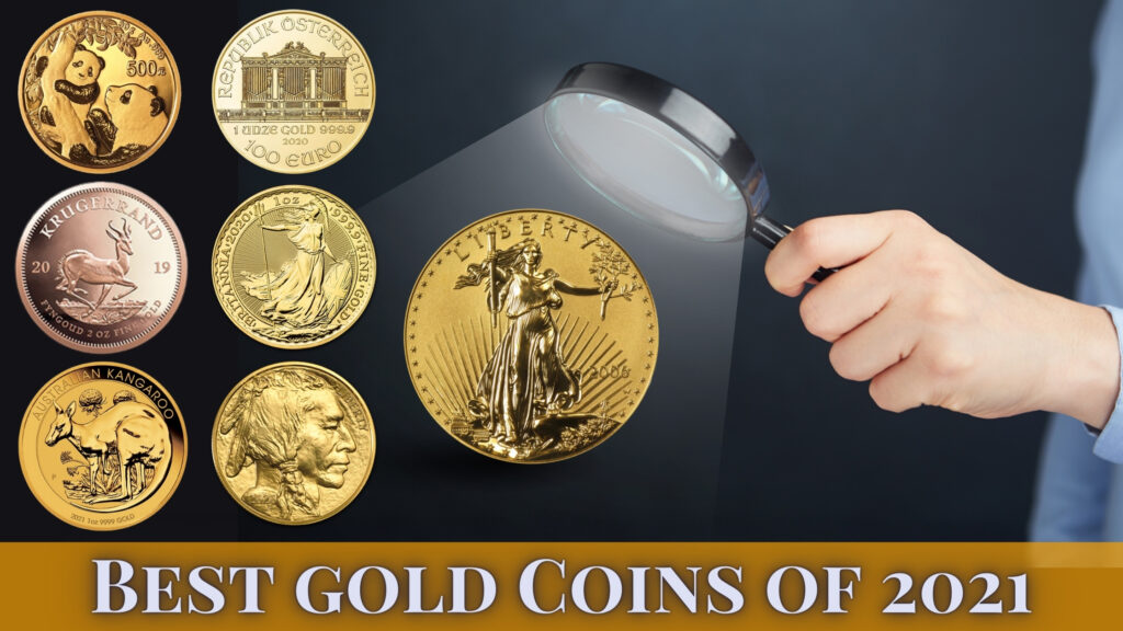 Best Gold Coins of 2021 by Numismatic Traders