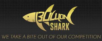 bullion shark logo