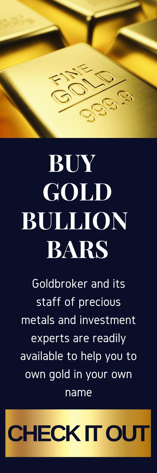 numismatic traders buy gold bullion bars