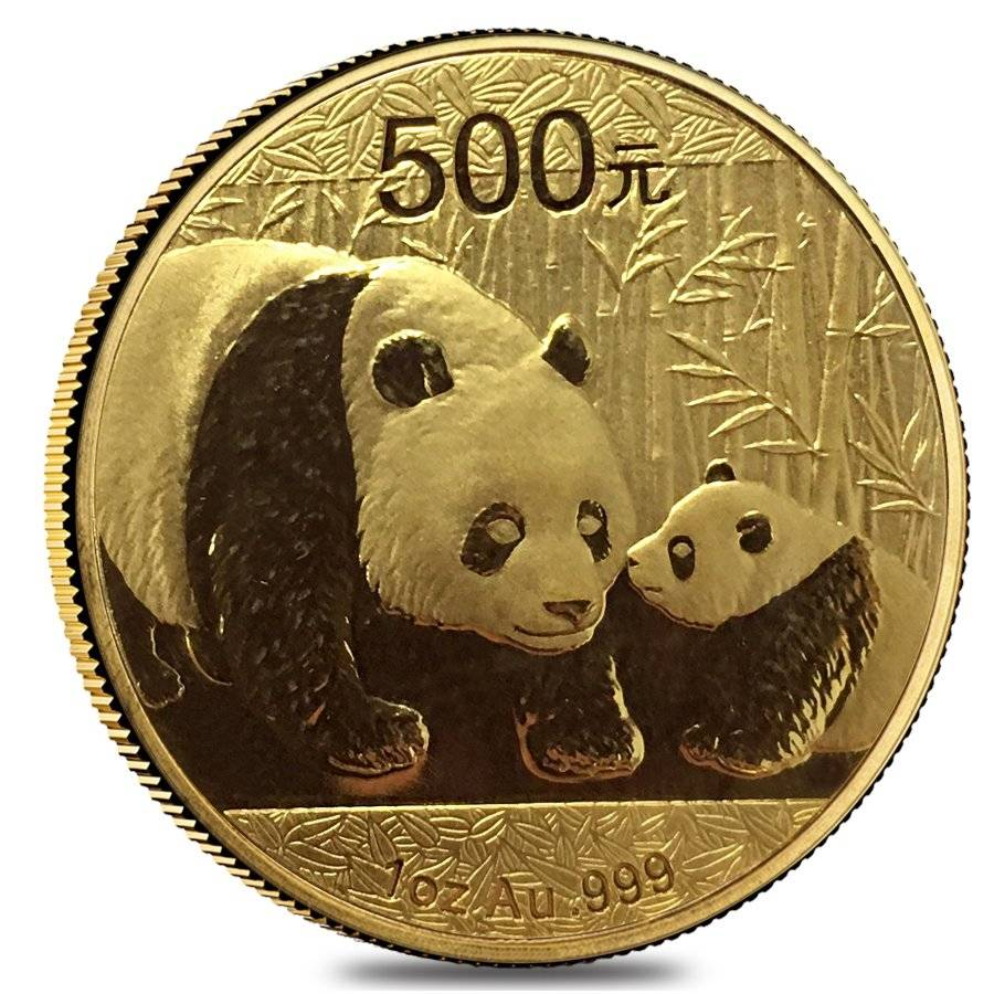 Chinese Panda Gold Coin Review 2011 Reverse Design