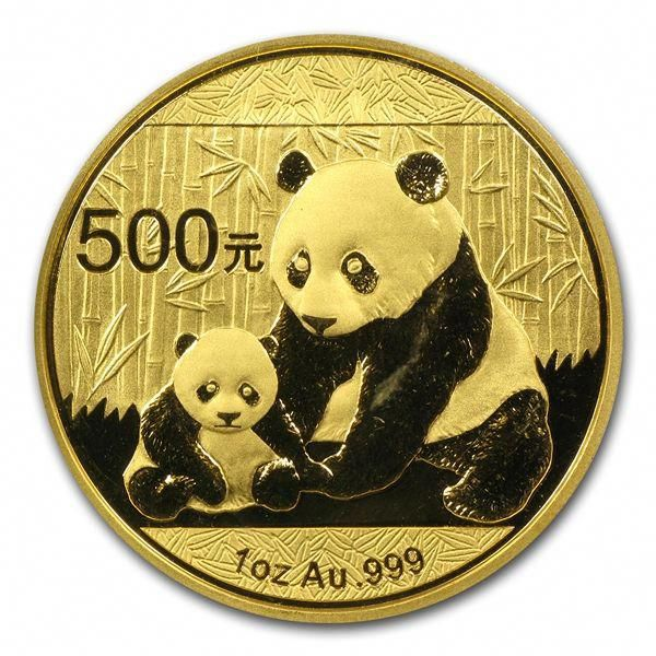 Chinese Panda Gold Coin Review 2012 Reverse Design
