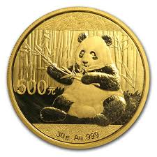 Chinese Panda Gold Coin Review 2017 Reverse Design