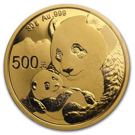 Chinese Panda Gold Coin Review 2019 Reverse Design