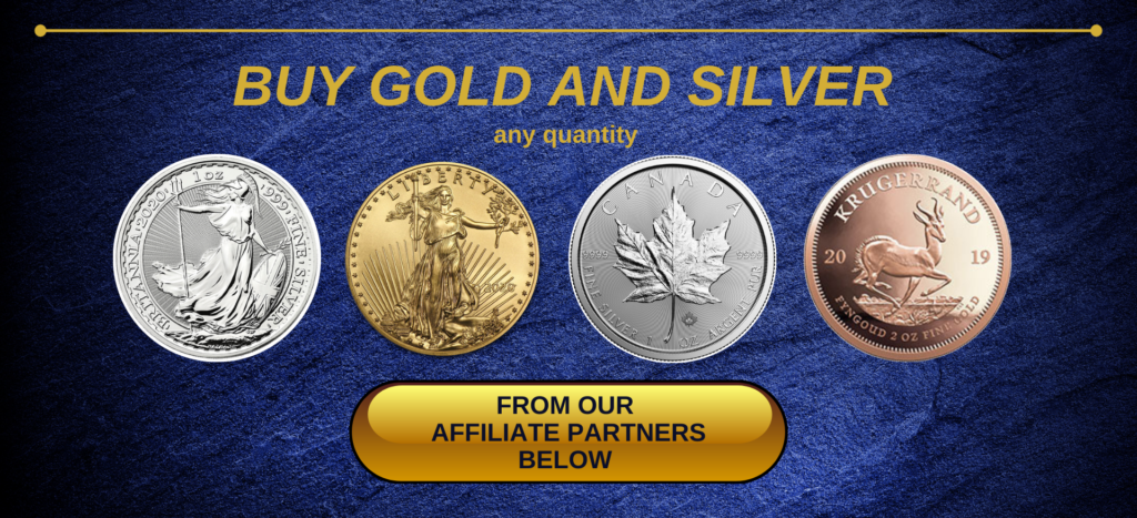 numismatic traders buy gold and silver from our affiliate partners