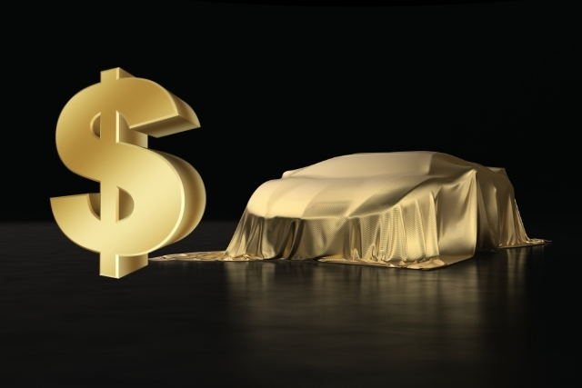 gold bars vs gold coins buying a motor vehicle dollar sign