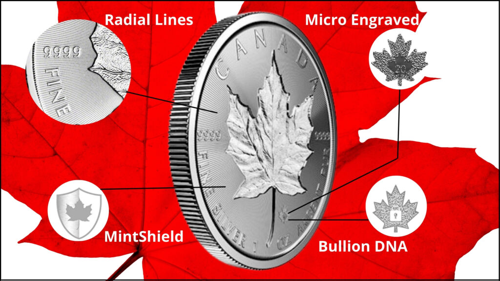 Silver Maple Leaf Coin Review features