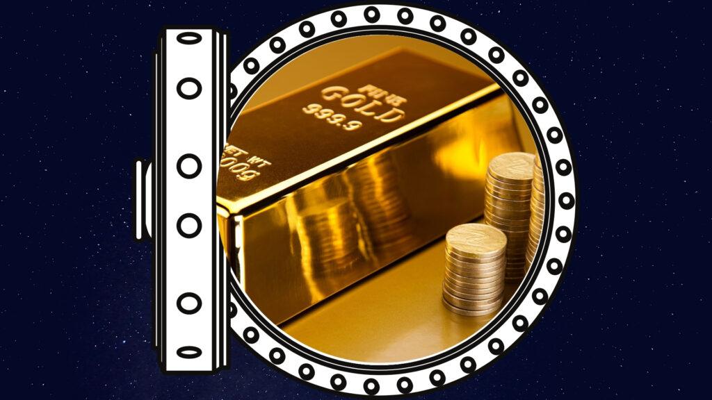 numismatic traders vault storage