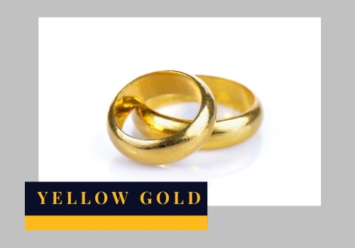 Gold purity Yellow Gold Rings
