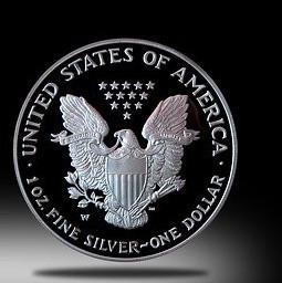 american silver eagle coin reverse